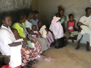 Maternal Deaths in Lwengo and Lyantonde Districts
