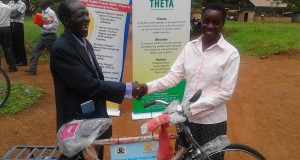 Empowering Village Health Teams: Over 250 bicycles distributed