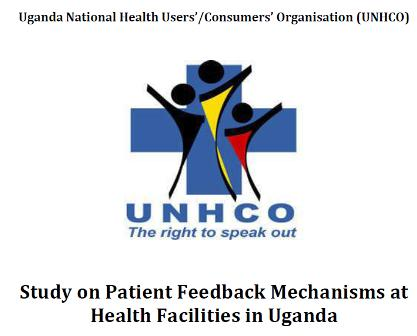 Study on Patient Feedback Mechanisms at Health Facilities in Uganda