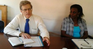 EU, Makerere school of Public Health and UNHCO in SPEED-Result Oriented Monitoring meeting