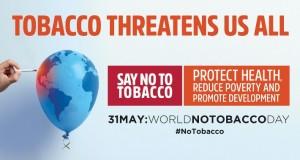 Media Release: World No Tobacco Day